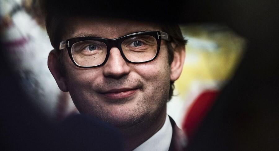 Erhvervs- og vækstminister Troels Lund Poulsen. (Foto: Sophia Juliane Lydolph/Scanpix 2016)