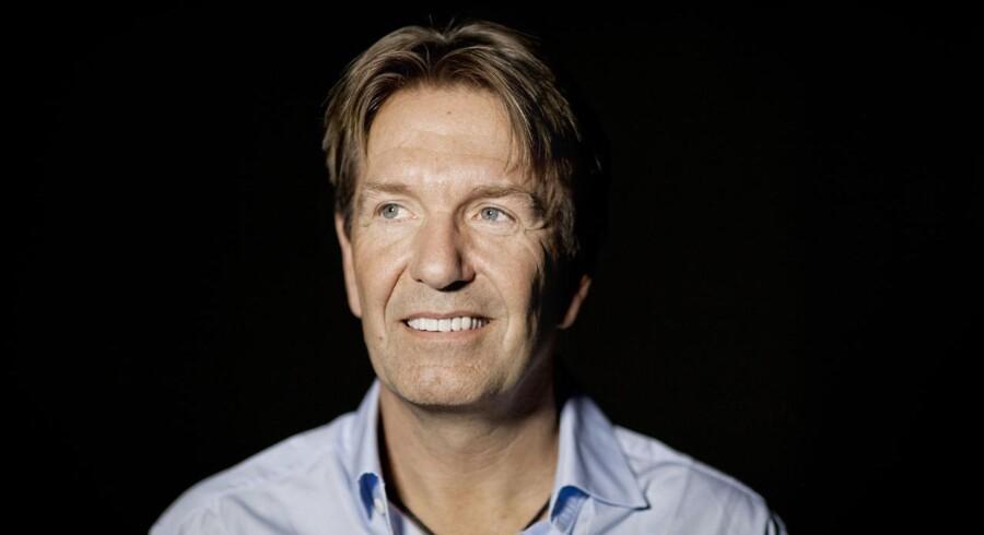 Iværsætteren Erik Damgaard har netop lanceret en ny børsrobot, Straticator.