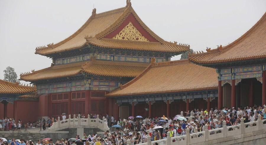 Beijing, Kina.