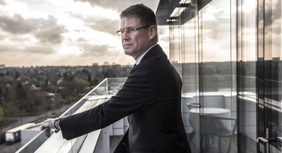 Lars Rebien Sørensen og Novo Nordisk undersøger, om det kan betale sig at fremstille fedmedmidlet Saxenda i tabletform i stedet for som indsprøjtning.