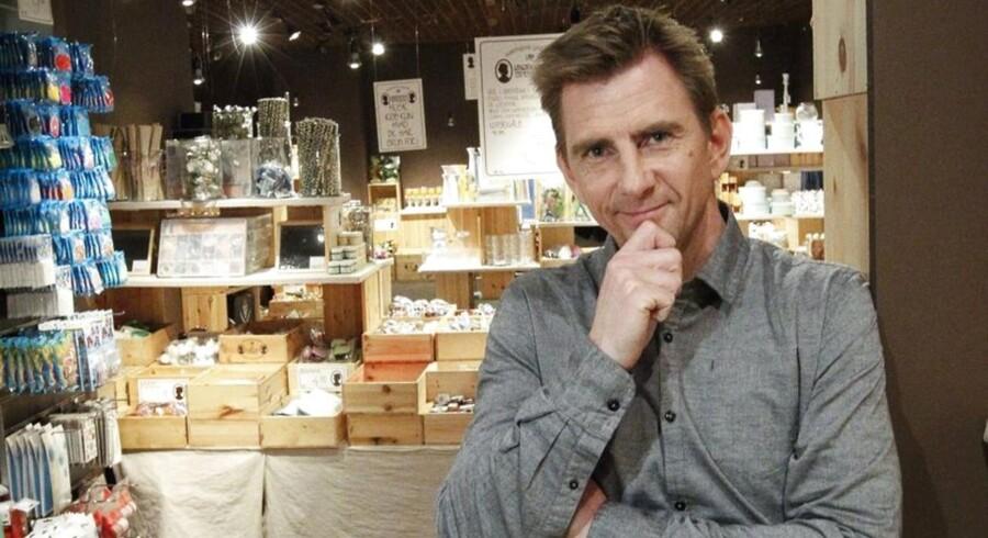 Kreativ direktør i Søstrene Grene, Chresten Grene, satser nu på salg af møbler.