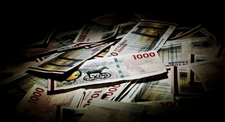 Aktionærerne tjener milliarder. Foto: Mads Nissen