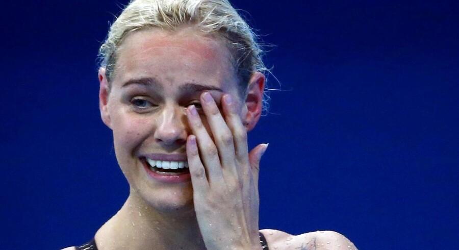 Arkivfoto: Pernille Blume til OL 2016.