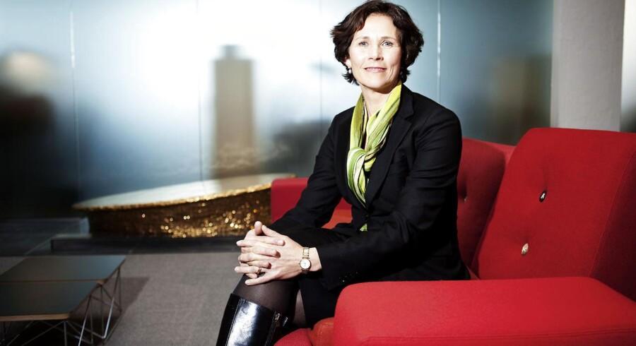 Agnete Gersing, direktør i Konkurrence- og Forbrugestyrelsen.