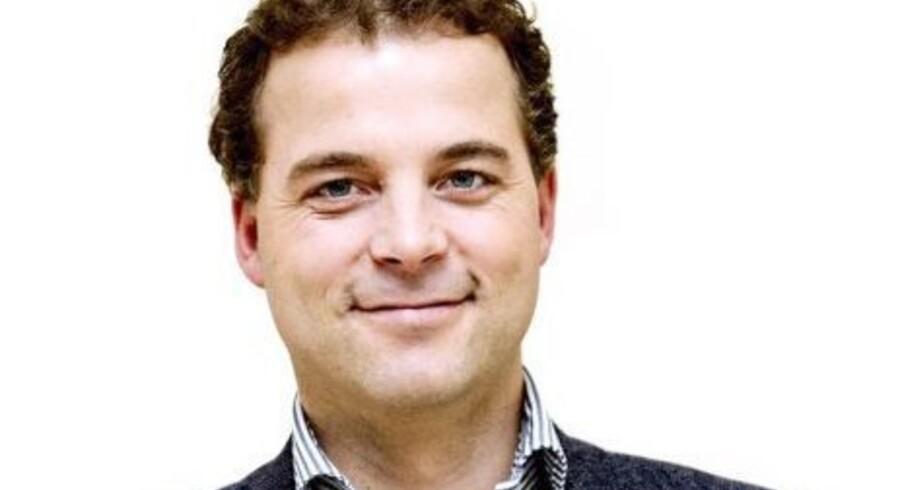 Morten Østergaard, uddannelsesminister (R).