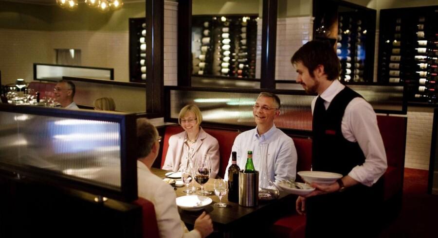 Mash har inden åbningen i London én restaurant i Århus samt tre i København. Blandt andet i Bredgade hvor billedet er taget.