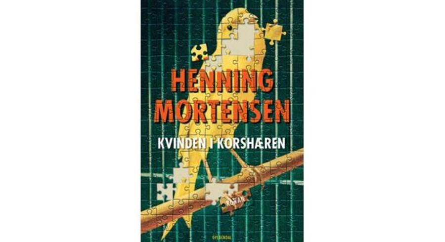 »Kvinden i korshæren« af Henning Mortensen.