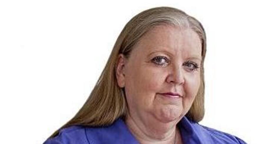Lisbeth Knudsen, ansv.chef-redaktør