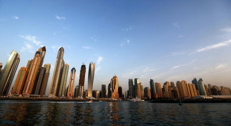 En britisk finansmand bosiddende i Dubai kan ifølge DR være en af bagmændene bag svindlen med over seks milliarder kroner i skat. Arkivfoto.