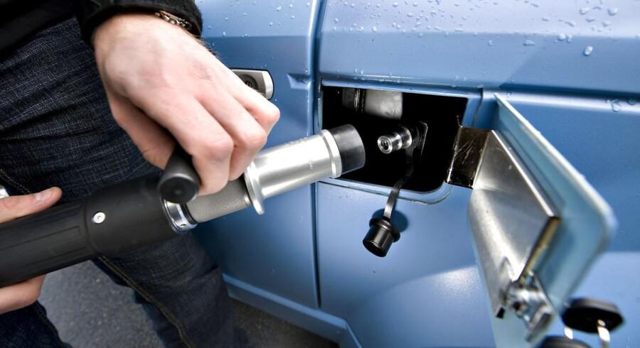 Brint Hybrid bil fra virksomheden H2 Logic i Herning. Nu er selskabet blvet norskejet.