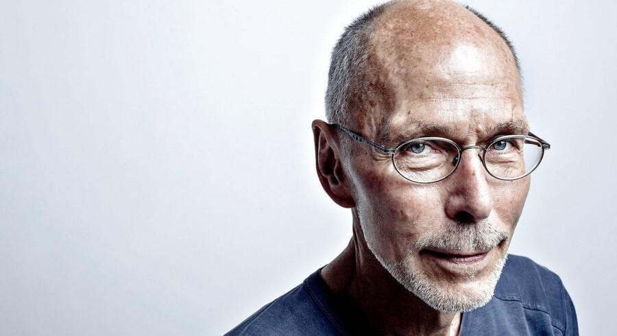 Helge Gøttsche. ARKIVFOTO