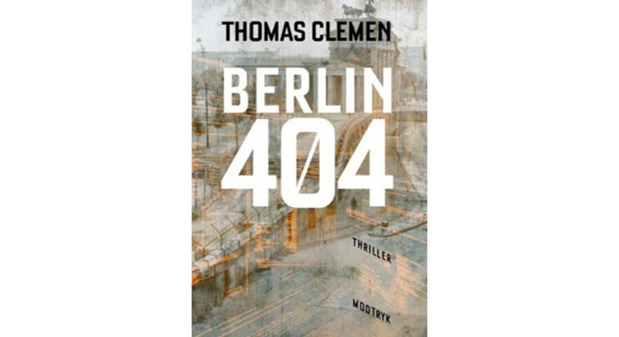Berlin 404. Thomas Clemen