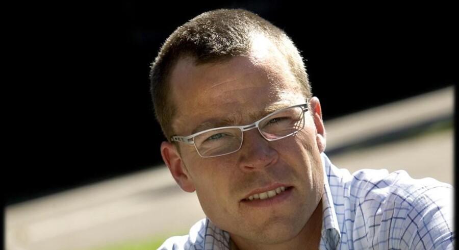 Morten Helveg var en af de kendte, som den såkaldte tys-tys-kilde udleverede kreditkortoplysninger om. Arkivfoto. Free/Pressefoto