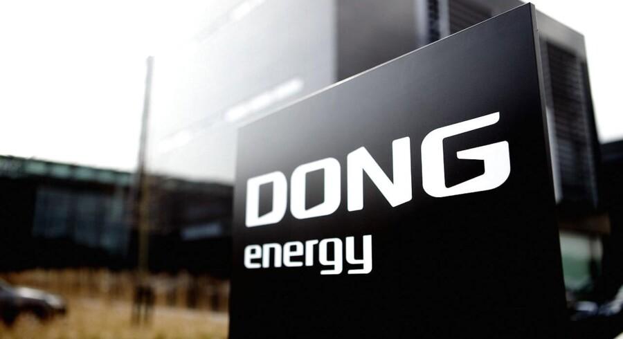 ARKIVFOTO 2015 af DONG Energy Avedøreværk uden for København