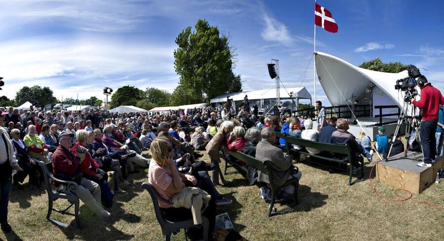 Foto: Jens Nørgaard Larsen/Scanpix 2012