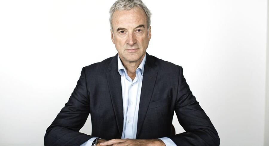 Berlingskes erhvervskommentator Jens Chr. Hansen.
