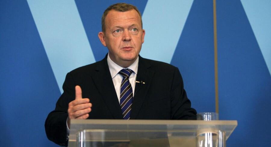 Ventres revisor får blandt andet manden, som stod for at godtgøre Venstres formand, Lars Løkke Rasmussens, tøjindkøb.