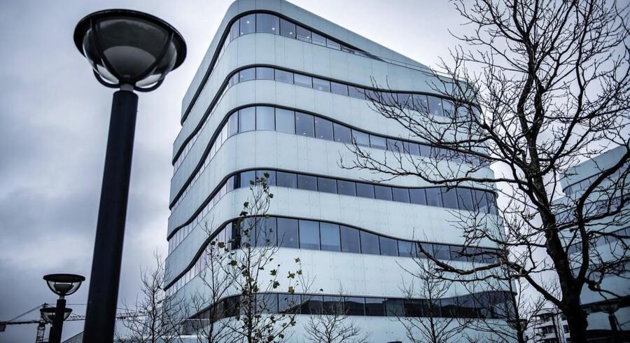 Investeringsselskabet Hellerup Finans i Hellerup.