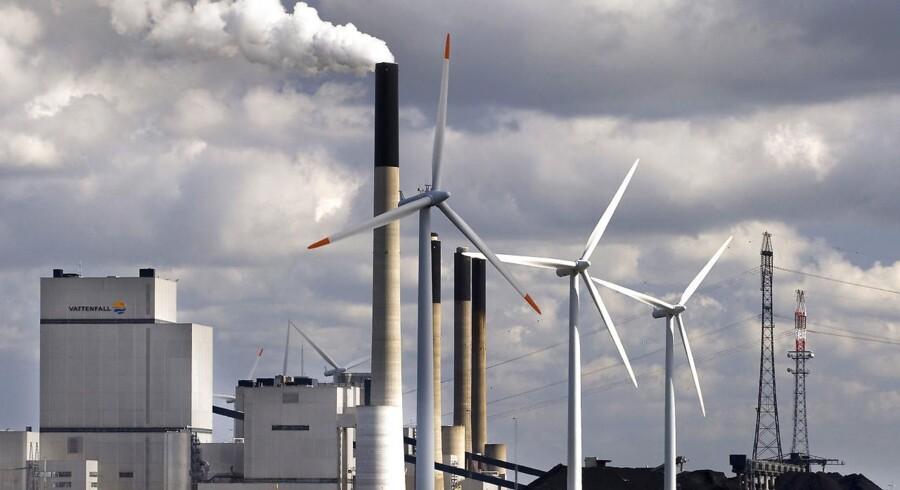 Arkivfoto: Danske Jacob Nørgaard Andersen, der tidligere har været chef for vindmølleproducenten Siemens Gamesas nordamerikanske division, tiltræder i det nye år som Head of Engineering i det svenske energiselskab Vattenfall.