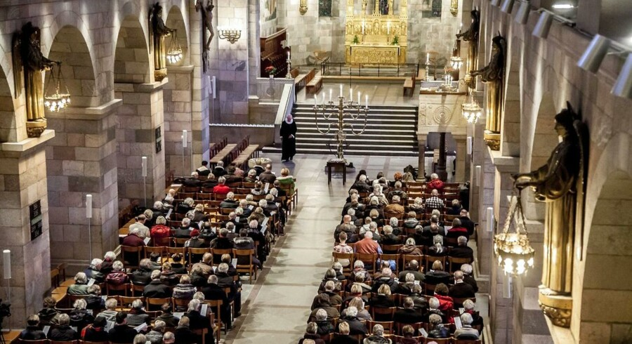 Sætningen »Danmark er et kristent land«, står at læse i Venstre-regeringens nye regeringsgrundlag. Religionsforsker Tim Jensen ser ordene som et budskab til de mange muslimer i Danmark.