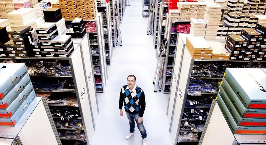Direktør og stifter Nicolai Kærgaard fra SmartGuy A/S.