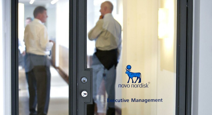 Novo Nordisk betaler millioner af kroner til læger som en del af selskabets markedsføring.