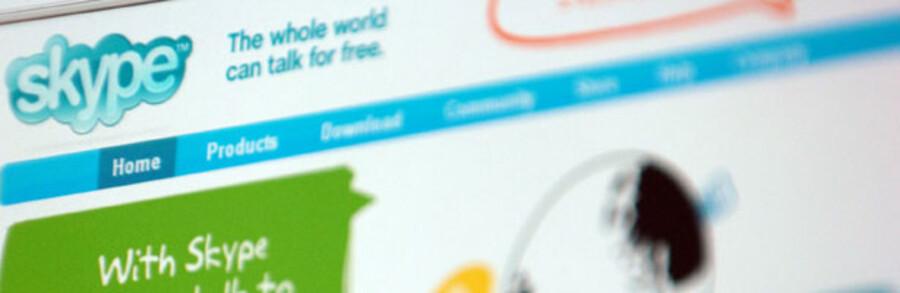 Internet-telefonprogrammet Skype bliver solgt for langt mindre end det blev købt for.