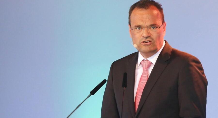 Markus Tacke, adm. direktør i Siemens Gamesa, har store forventninger til udviklingen inden for havvind – og på sigt til jobudviklingen i Danmark.