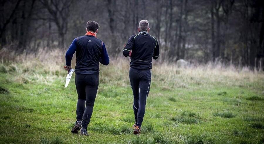 Motion er afgørende for at undgå hjertesygdom. Foto: Preben Madsen