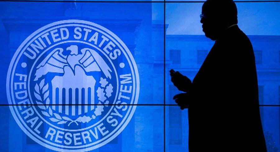 Sydbank venter, at Federal Reserve vil holde alle døre åbne ved at slå fast, at renten kan blive hævet snart, hvis økonomien holder kursen mod opsvinget, men uden at låse sig fast på, at renten bliver hævet i juni.