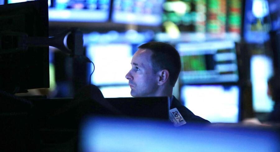 De globale aktiemarkeder har fået en forfærdelig indledning på 2016.