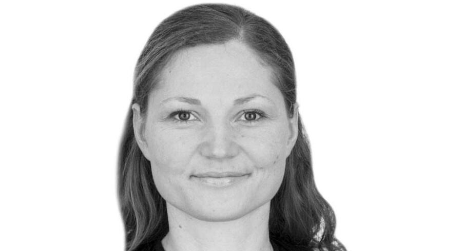 Katrina Feilberg, Sundhedspolitisk chefkonsulent i Dansk Erhverv