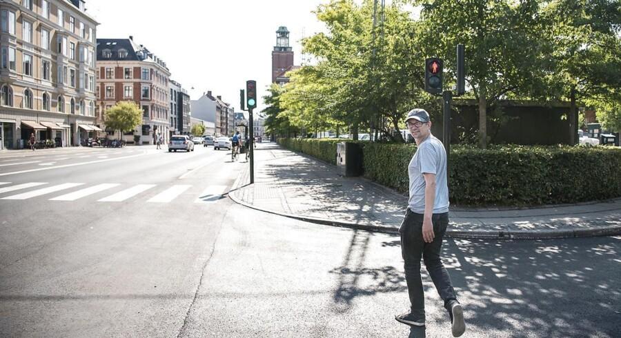 Hvidovre er ligesom Jylland, fortæller Jakob Vølver, der i 2010 skrev »Jydens håndbog til overlevelse i København«. Berlingske har talt med ham om, hvad han har lært om københavnere og jyder.
