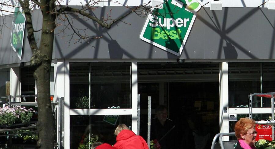 Dagrofa lukker Superbest og Eurospar og satser på ny kæde.