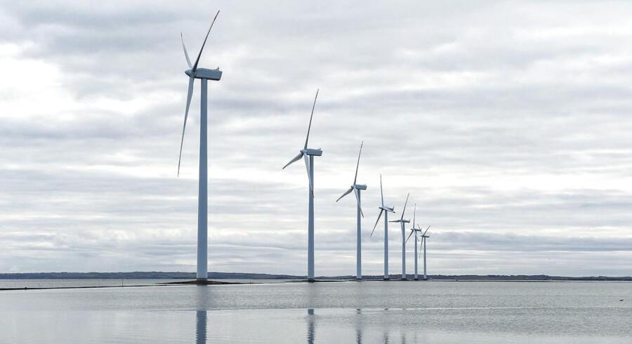 Siemens havvindmøller