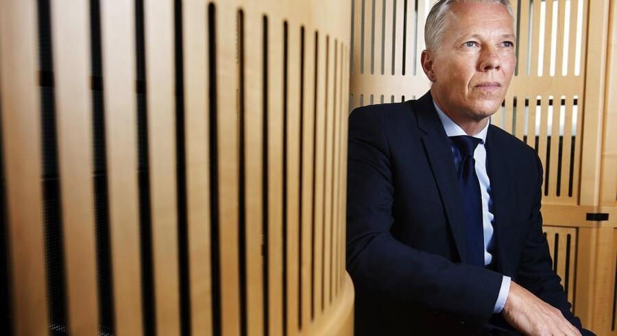 CEO Lars Marcher fra AMBU.