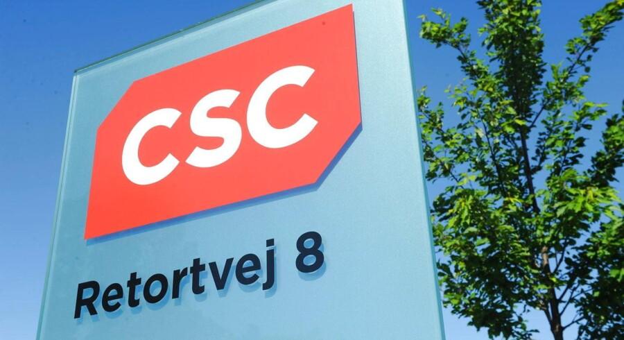 CSC' danske hovedkvarter i Valby ved København.
