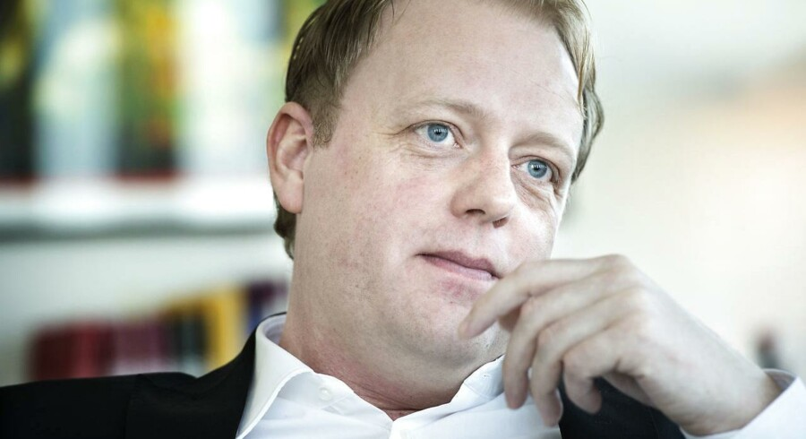 Chefen for bagmandspolitiet, statsadvokat Morten Jakobsen, afviser, at der er uro.