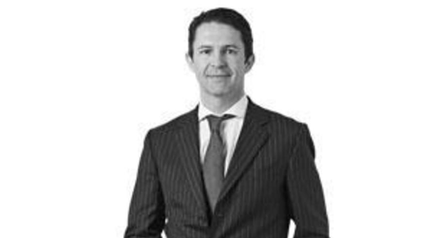 Hellerup Finans' afgående bestyrelsesformand, Bech-Bruun-partner Steen Puch Holm-Larsen.