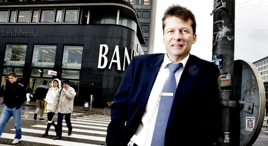 Gert Jonassen er direktør i Arbejdernes Landsbank.