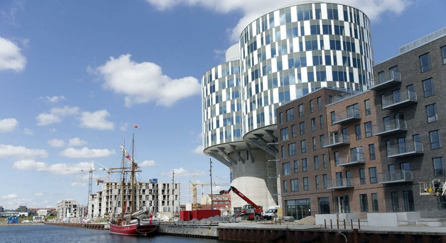 ARKIVFOTO. Kulturhavn har fået vokseværk og nu også afholder arrangementer i Nordhavn.