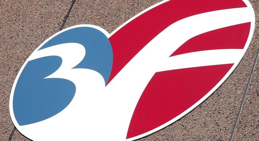 3F logo for Fagligt Fælles Forbund
