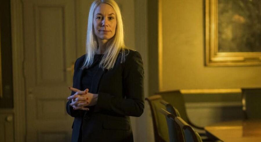 Katrine Mitens - Senior Vice President i Danske Bank.