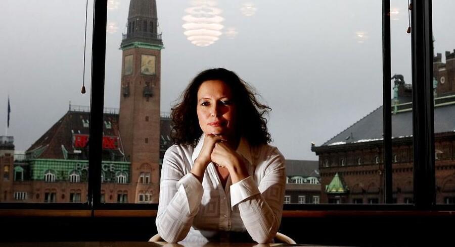 Charlotte Rønhof, forskningspolitisk chef hos DI.