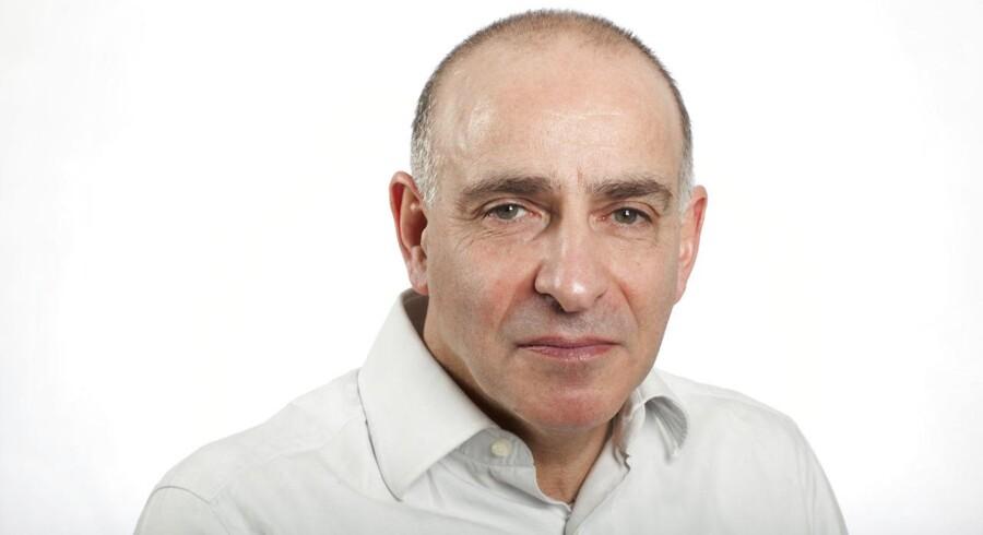Kulturjournalist Bent Blüdnikow.