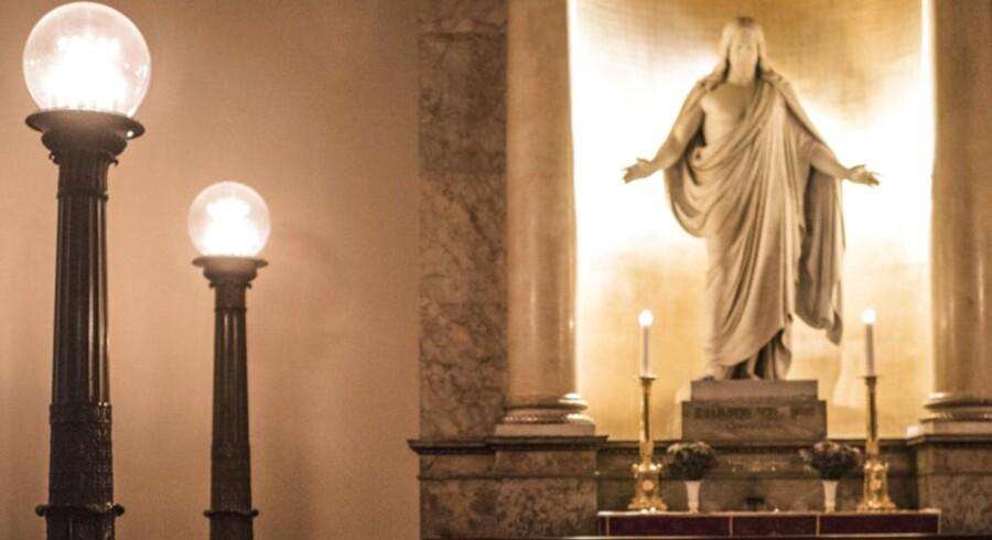 Vor Frue Kirke i København. Foto: Søren Bidstrup