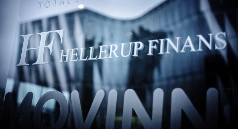 Investeringsselskabet Hellerup Finans er under ny kritik.