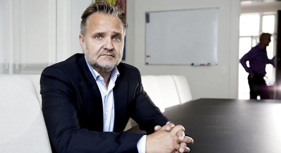Torben Jensen og Hellerup Finans har været involveret i en lang række uheldige sager siden sin fødsel.
