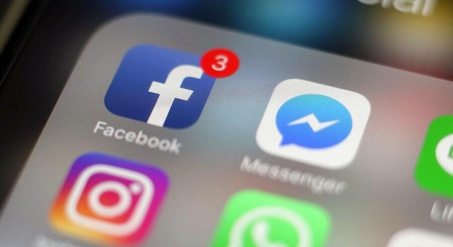 Især på de sociale medier har falske nyheder let spil.