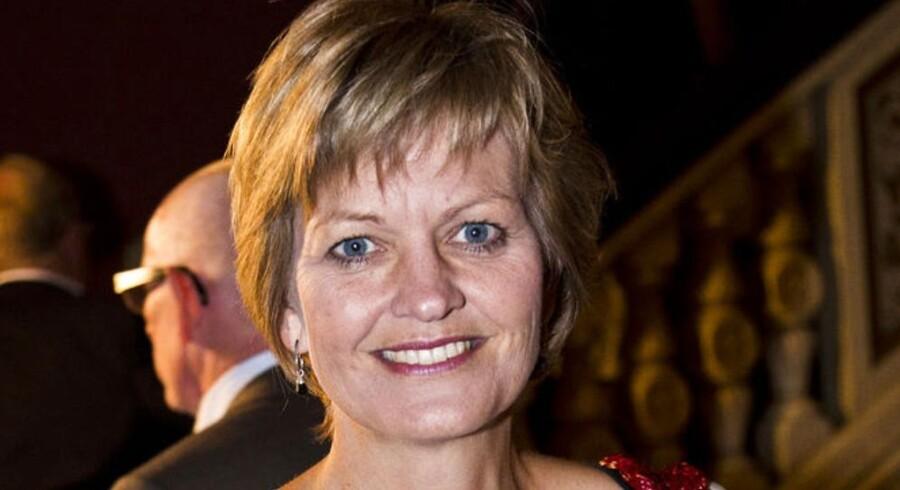 Eva Kjer Hansen - Miljø- og fødevareminister